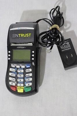 Hypercom Optimum T4220 Entrust Bankcard Credit Card Reader Terminal Malaysia