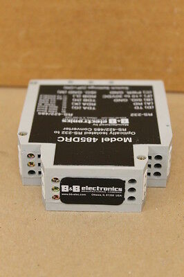 B&B ELECTRONICS 485DRC OPTICALLY ISOLATED CONVERTER for sale  Shipping to India