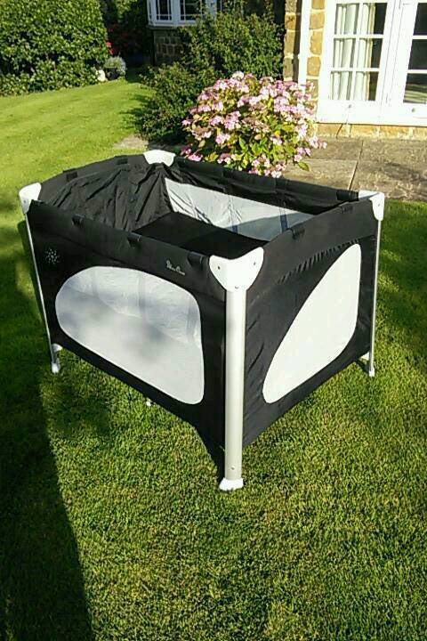 Silver Cross Travel Cot, Bassinet, Play Pen