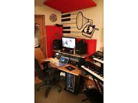 Jamie Amos - Music Producer (Rhumba Club, Tom Grennan, Nilufer Yanya)