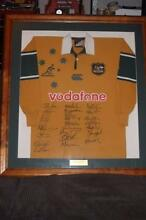 Wallabies Jersey 2004 Signed Fremantle Fremantle Area Preview