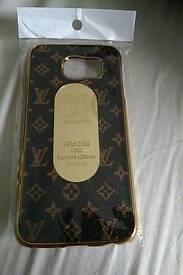 Samsung galaxy S6 phone case LV