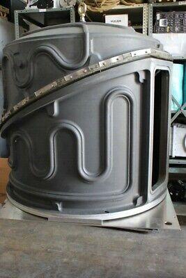 4706 Applied Materials 8300 Etcher Chamber Bell Jar
