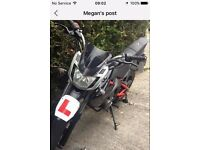 Megelli 125cc 3 gear don't work