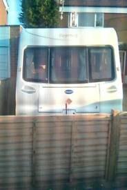 Bailey regency caravan for sale