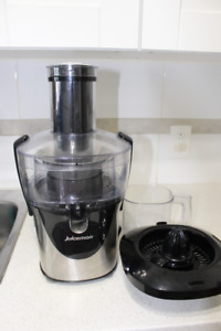 Juiceman 2-in-1 Juice Extractor & Citrus Juicer