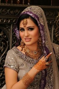 PRO BRIDAL/PARTY/PROM HAIR AND MAKEUP INCLUDING INDIAN/PAK