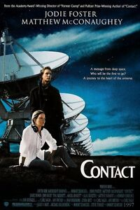 Contact (1997) VHS