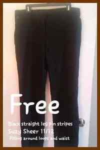 Womens dress pants Kitchener / Waterloo Kitchener Area image 3