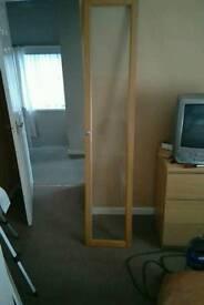 Ikea billy bookcase door