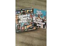Grand Theft Auto 5 Cheats & Walkthrough Guide Books For Sale!