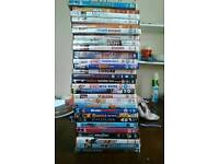 29 dvd's for sale
