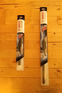 Bosch Icon Windshield Wipers - Size 26 A and 16 A