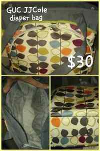 JJCOLE diaper bag Kitchener / Waterloo Kitchener Area image 1