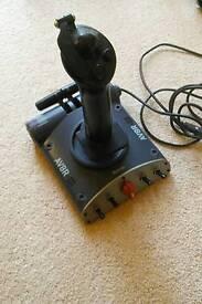 Saitek av8r-01 USB joystick