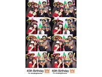 Photo Booth , Photobooth, For Weddings, Kids Party's, Birthday party's, etc
