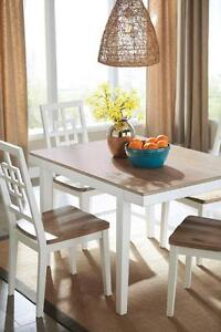 Brand New Ashley 5 Piece Dinette Set - Payment Plan