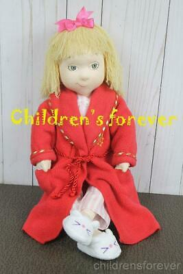 Madame Alexander Classic Eloise At The Plaza Plush Doll W Pjs Robe Collect RARE Madame Alexander Classic Collectibles
