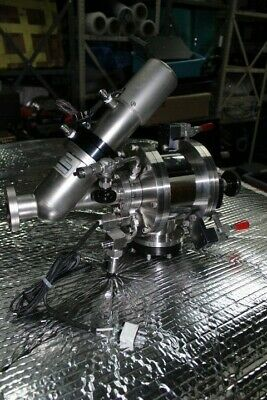 4920 Mdc High Vacuum Chamber