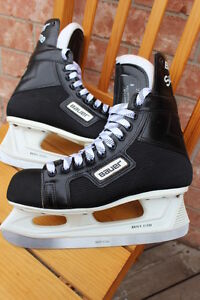 Bauer Supreme 92 hockey skates size 8 D or US 9 in excellent con
