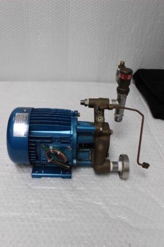 4272  PW2523BKW11 Brass Pump