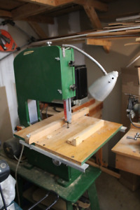 Multi Speed BAND SAW and TABLE