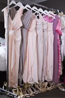 BRIDESMAIDS AND WEDDING ALTERATIONS