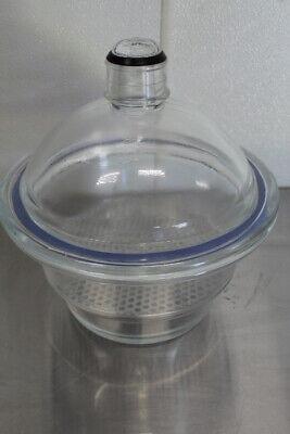 Wheaton Desiccator Glass Vacuum Bell Jar - Heavy Duty Glass