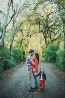Barrie family photosession
