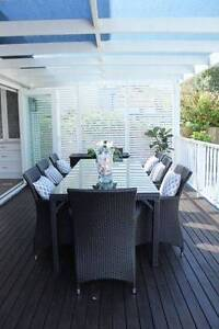 9 Piece Outdoor Setting Clyde Parramatta Area Preview