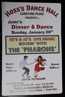 JERRY'S DINER AND DANCE AT HOSS'S DANCE HALL