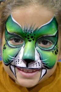 FACE PAINTING FOR EVENTS AND PARTIES Cambridge Kitchener Area image 2