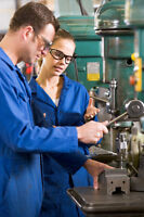 Apprentice CNC and Manual Machinists Needed