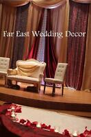 Oakville Wedding Decor, PakistaniWedding Decor, South Asian,