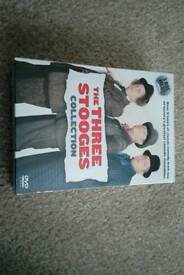 Three Stooges dvd new