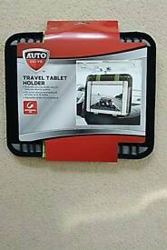 Tablet holder for car headrest/seat