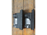 two MB Mercedes Benz PSE Central Vacuum pump