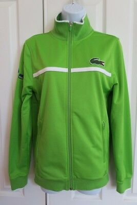 6457618f New with Tags LACOSTE MIAMI OPEN JACKET-Size US S; FR (3)