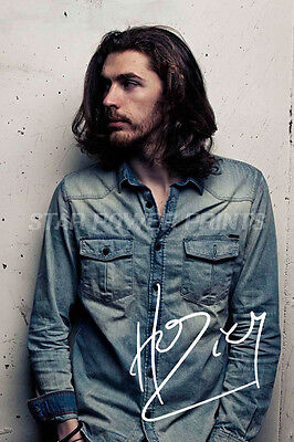 HOZIER SIGNED PHOTO PRINT POSTER - 12 X 8 INCH   A+ QUALITY