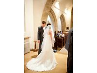 Italian Lace wedding dress