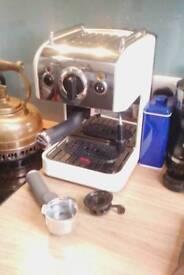 Mint condition DUALIT espresso maker coffee machine RRP £159.99