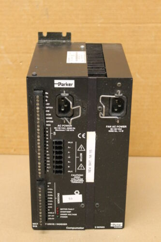 PARKER SX106-205 MICROSTEP DRIVE INDEXER
