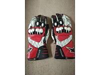 Alpinestars GP Pro motorcycle gloves size xl 11