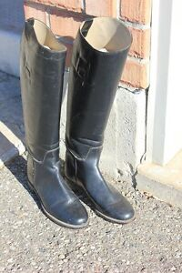 Brand new vintage riding boots London Ontario image 1