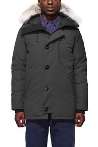 Men's Canada Goose | Chateau Park | Graphite | Size Medium