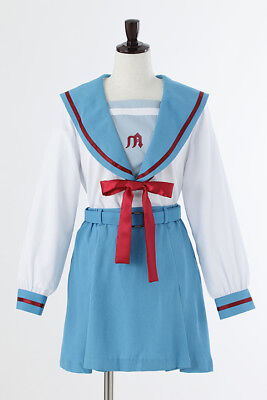 The Melancholy of Haruhi Suzumiya Girl's Winter High School Uniform Cosplay <M>