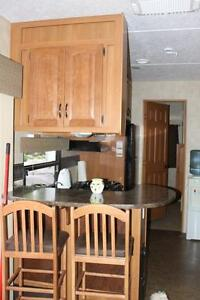 2012 retreat park model travel trailer /owner sale