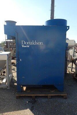 1140 Sq Ft Torit Dust Collector Cs Model Dft3-6