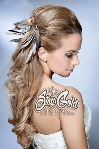 Wedding hair styling services - We come to you! Windsor Region Ontario image 2