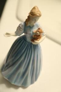 "Royal Dalton figurine ""LINDA"""